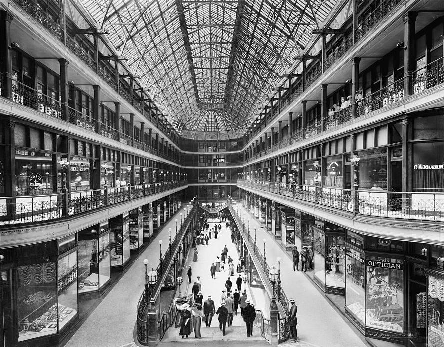 The_Cleveland_Arcade_(ca._1910-1920)