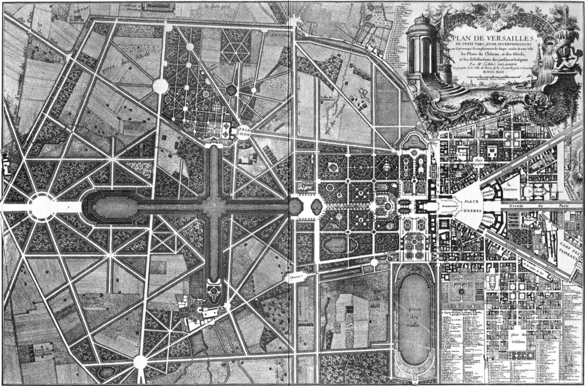Plan_de_Versailles_-_Gesamtplan_von_Delagrife_1746